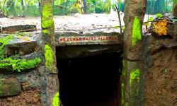 Front view - Bat Cave