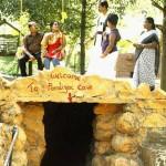 Cave Entrance @ Kauthukapark