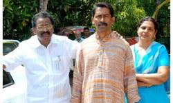 Sree.A.K.Balan Minister
