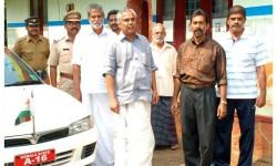 Sri.Binoy Viswam H'ble Forest minister