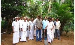 Chalakudy municipal secretory Binu Francis
