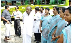 Dr.sukumar azhikode on his visit to Kauthukapark